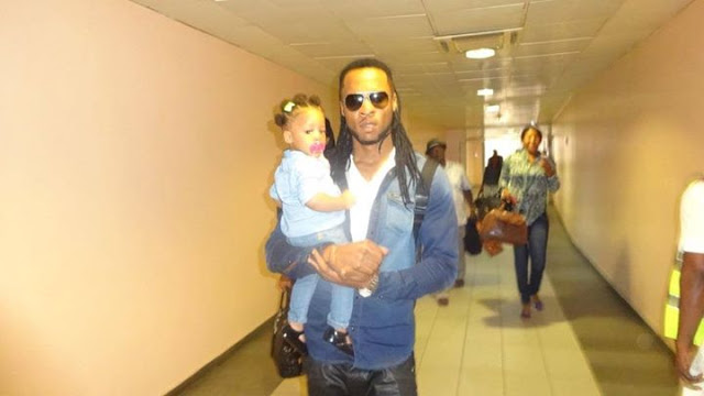 Flavour and Sandra Okagbues Photo_1