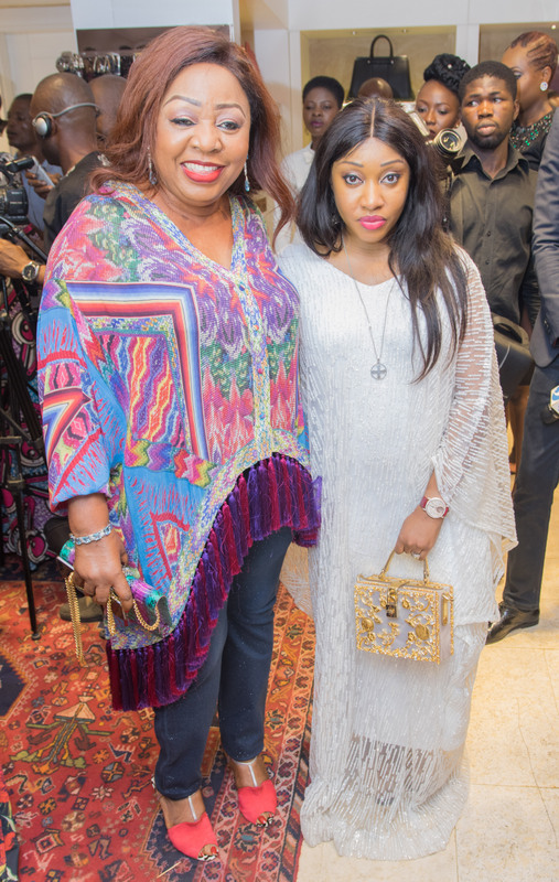 Florence Ita Giwa & Jennifer Obayuwana