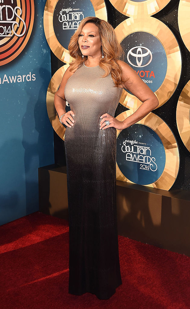 LAS VEGAS, NV - NOVEMBER 07: Wendy Williams attends the 2014 Soul Train Music Awards at the Orleans Arena on November 7, 2014 in Las Vegas, Nevada. (Photo by Paras Griffin/Getty Images)