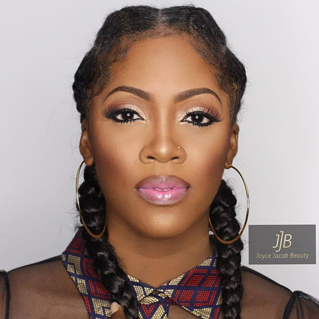 Tiwa Savage Back On Her Feet Expresses Gratitude To Fans