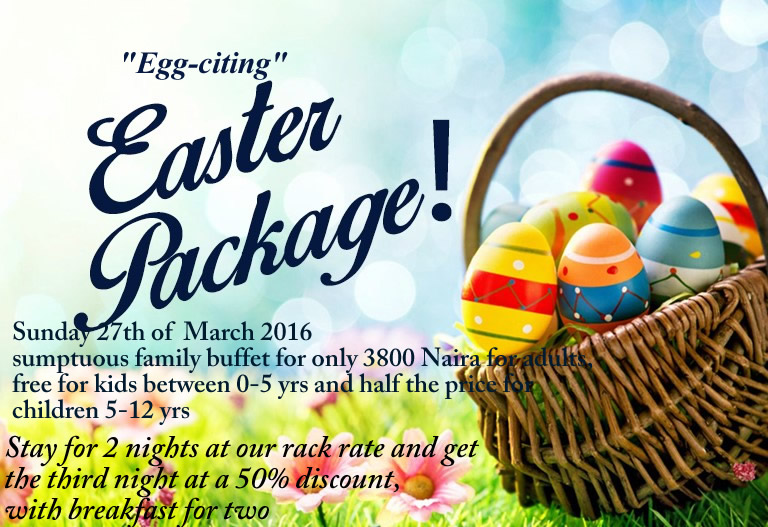 GolfView Easter Promo