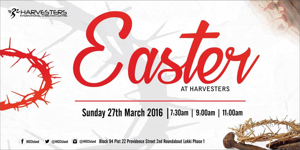Harvesters Easter