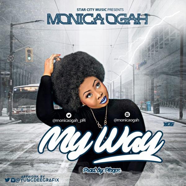 Monica Ogah art