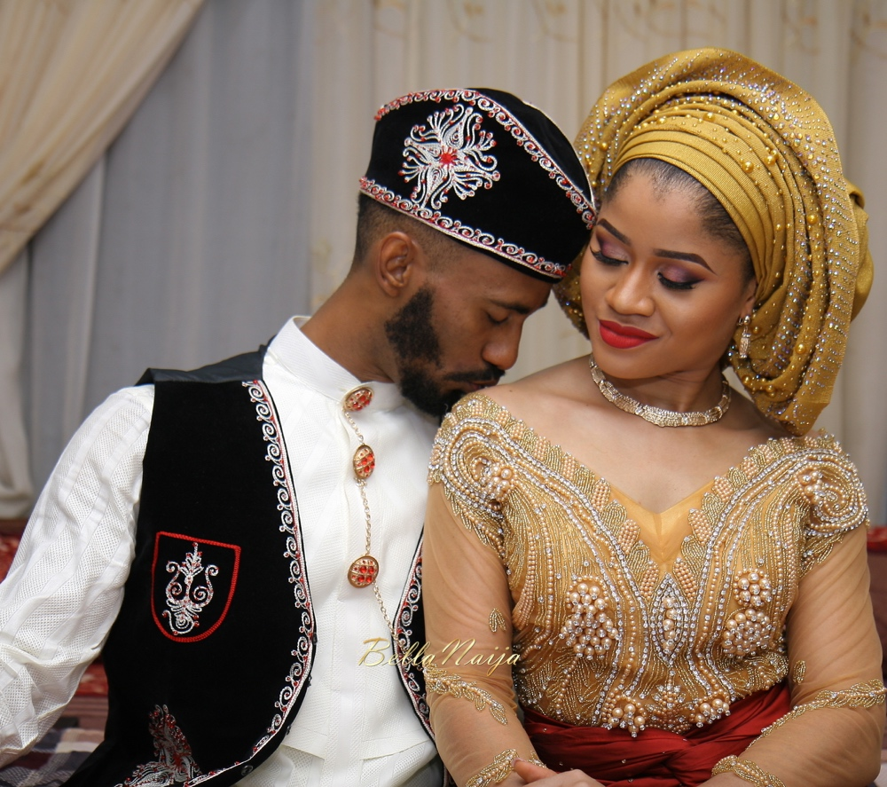 Love is in The Air! Idara and Ini\'s Beautiful Akwa Ibom Wedding ...