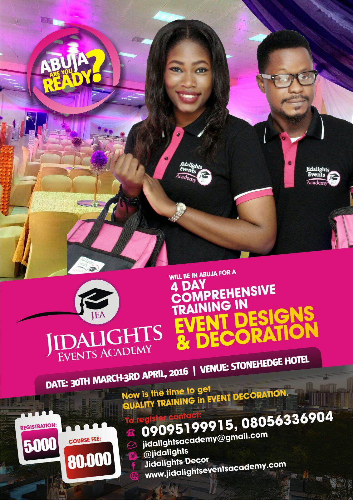 Jida Lights Academy