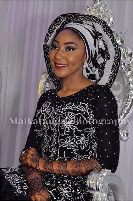 Jigawa State Governor Badaru Abubakar-Daughter Ameena Wedding 10