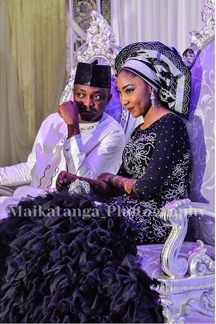 Jigawa State Governor Badaru Abubakar-Daughter Ameena Wedding 12