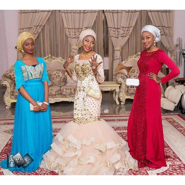 Jigawa State Governor Badaru Abubakar-Daughter Ameena Wedding 18