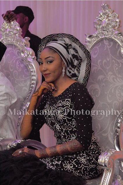Jigawa State Governor Badaru Abubakar-Daughter Ameena Wedding 2