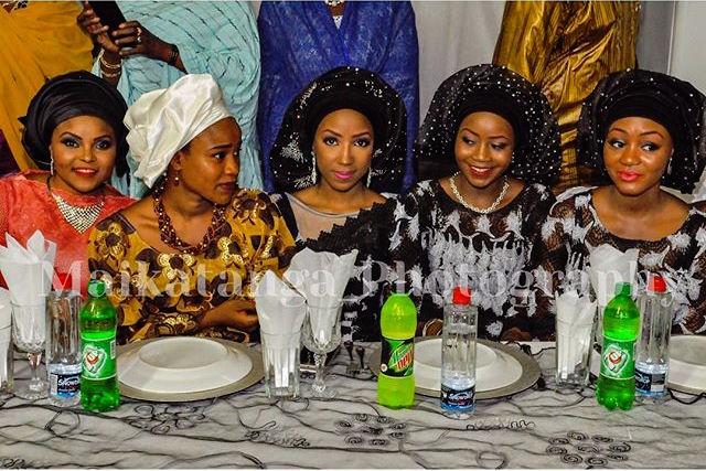 Jigawa State Governor Badaru Abubakar-Daughter Ameena Wedding 3