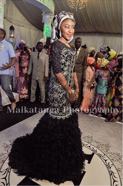 Jigawa State Governor Badaru Abubakar-Daughter Ameena Wedding 7