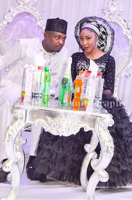 Jigawa State Governor Badaru Abubakar-Daughter Ameena Wedding 8