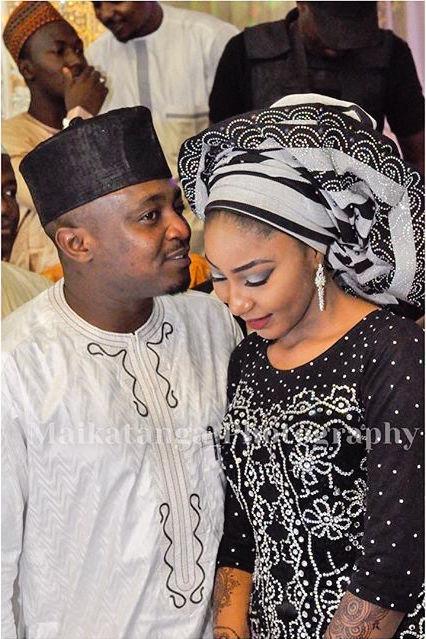 Jigawa State Governor Badaru Abubakar-Daughter Ameena Wedding 9