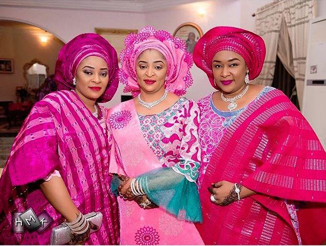 Jigawa State Governor Badaru Abubakar-Daughter Amina Wedding 13