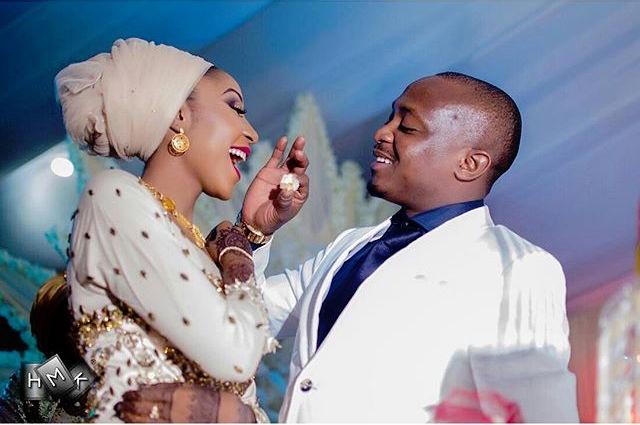 Jigawa State Governor Badaru Abubakar-Daughter Amina Wedding 14