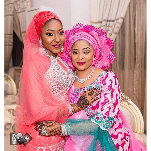 Jigawa State Governor Badaru Abubakar-Daughter Amina Wedding 17