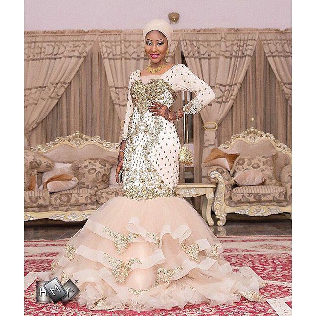 Jigawa State Governor Badaru Abubakar-Daughter Amina Wedding 19
