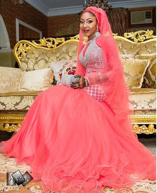 Jigawa State Governor Badaru Abubakar-Daughter Amina Wedding 21