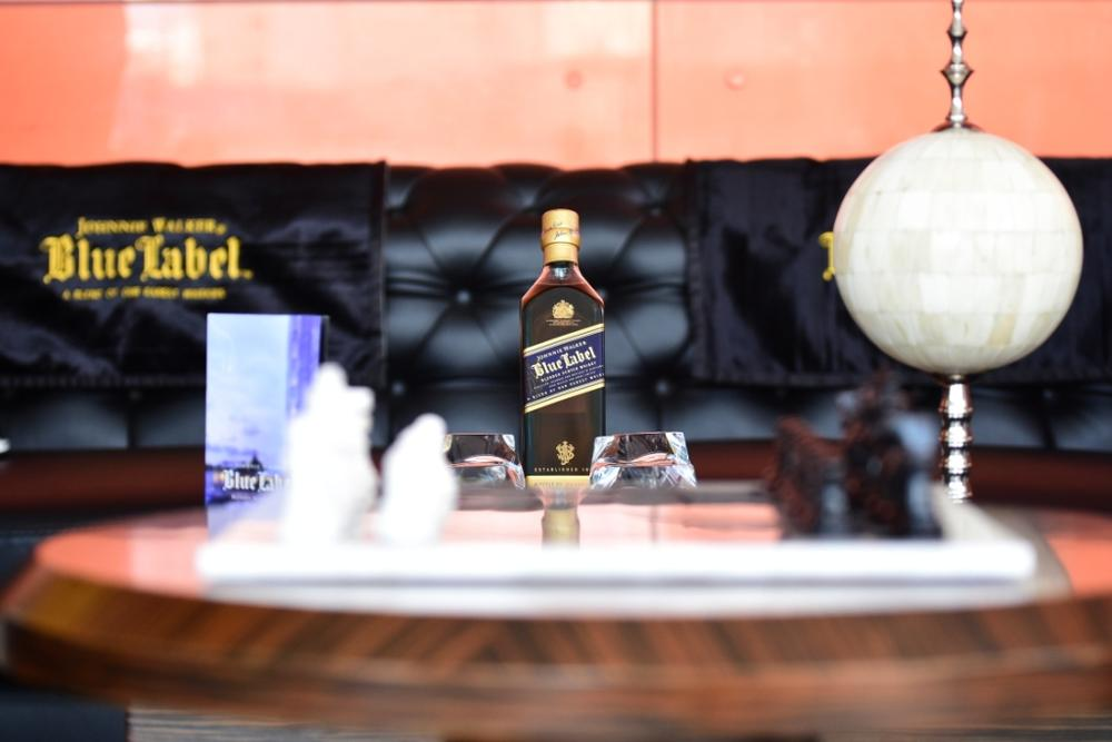 Johnnie Walker Blue Label Luxury VIP Chess Lounge 1