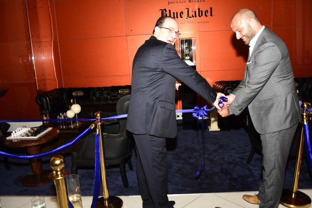 Johnnie Walker Blue Label Luxury VIP Chess Lounge 17