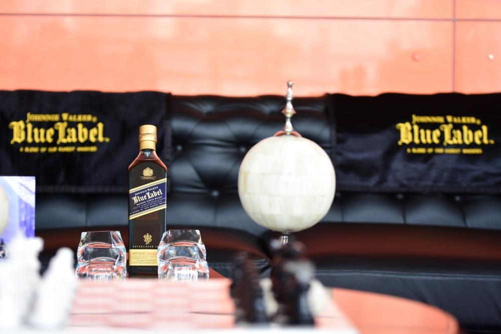 Johnnie Walker Blue Label Luxury VIP Chess Lounge 2