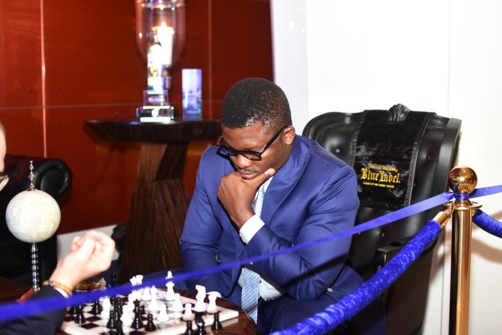 Johnnie Walker Blue Label Luxury VIP Chess Lounge 23