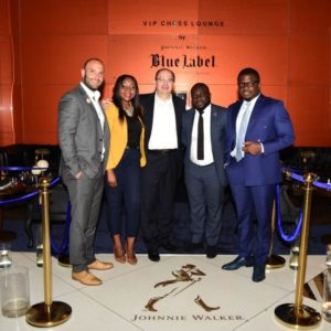 Johnnie Walker Blue Label Luxury VIP Chess Lounge 26