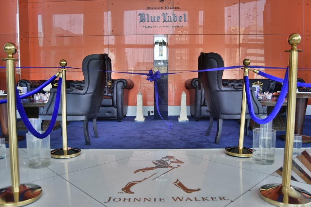 Johnnie Walker Blue Label Luxury VIP Chess Lounge 3