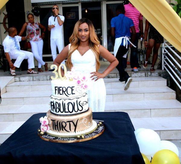 Juliet Ibrahim's Cintron Birthday Bash63