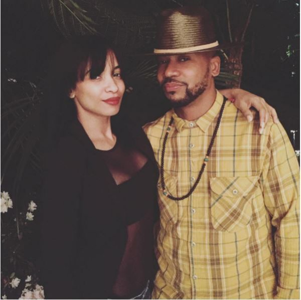 Karrine & Columbus Short