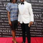 Kate Henshaw and Adebola Williams