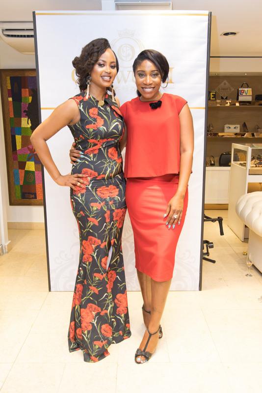Kaylah Oniwo and Omowunmi Akinnifesi