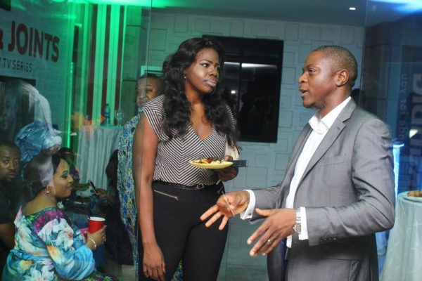 Banke Adeojo & Koye Sowemimo