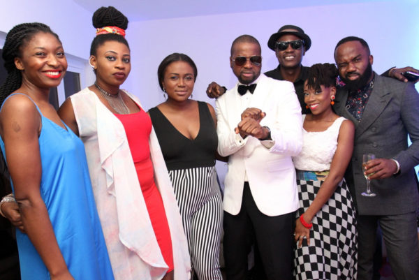 Lami Phillips, Adebola Williams, Tosyn Bucknor, Noble Igwe, Sound Sultan‎