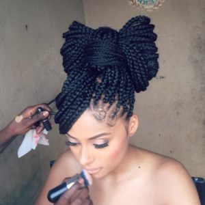 Lola Rae Hair Bella Naija March 2016