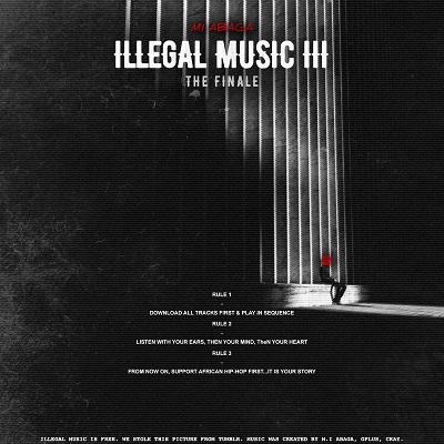 MI Abaga - Illegal Music 3