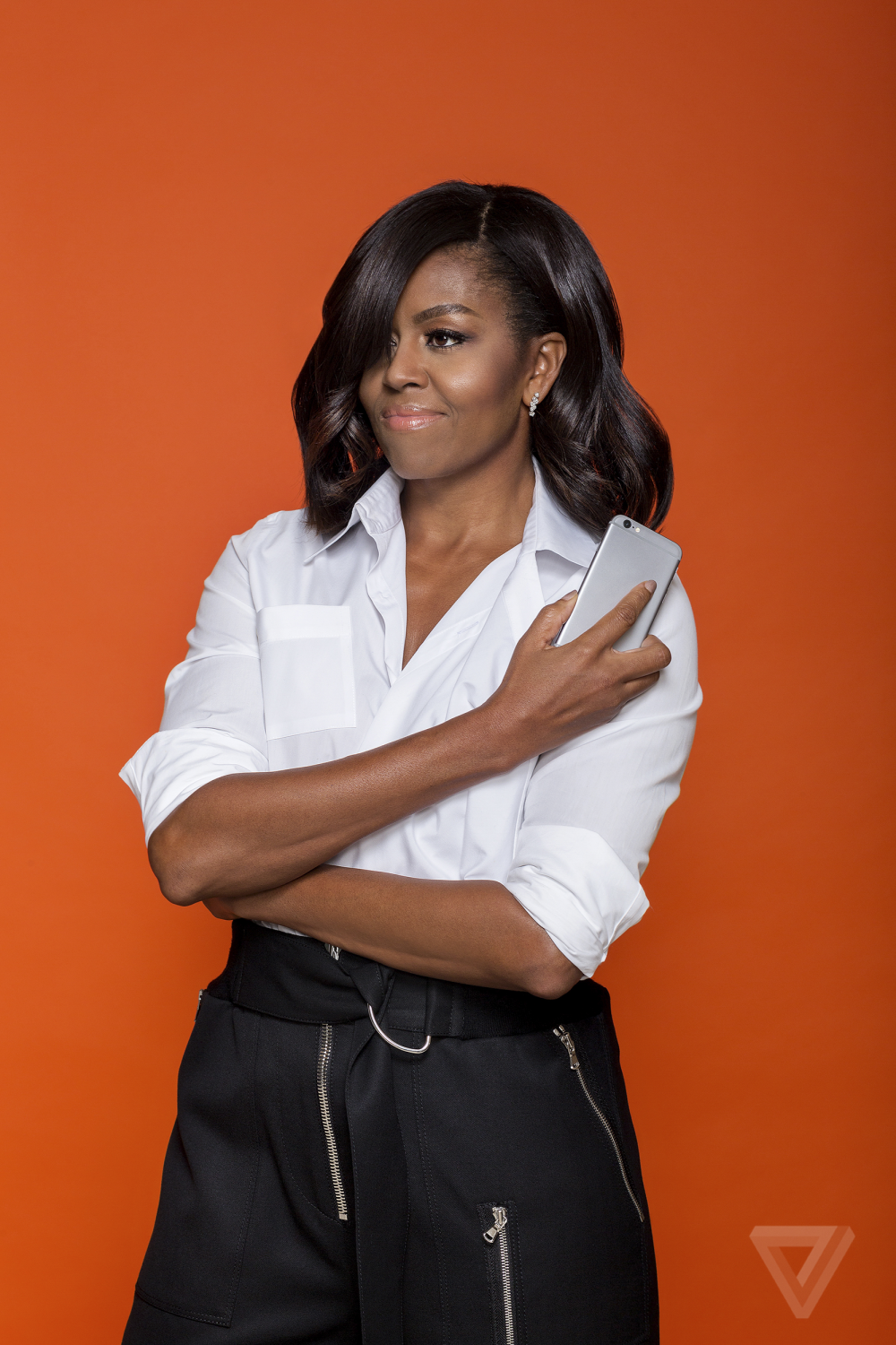 MICHELLE OBAMA THE VERGE1