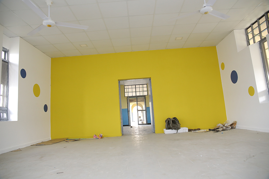 MTN Maternal Ward Project IMG_6535