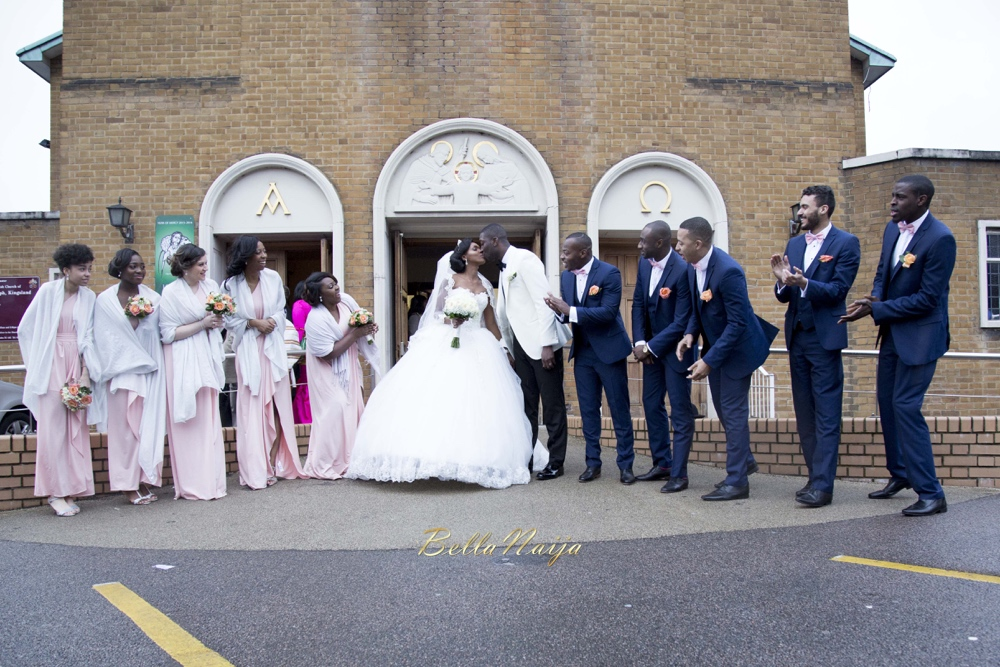 Maggie and Lionel London Wedding_Nigerian and Ghanaian_BellaNaija 2016_Nk Abani Photography Church _127