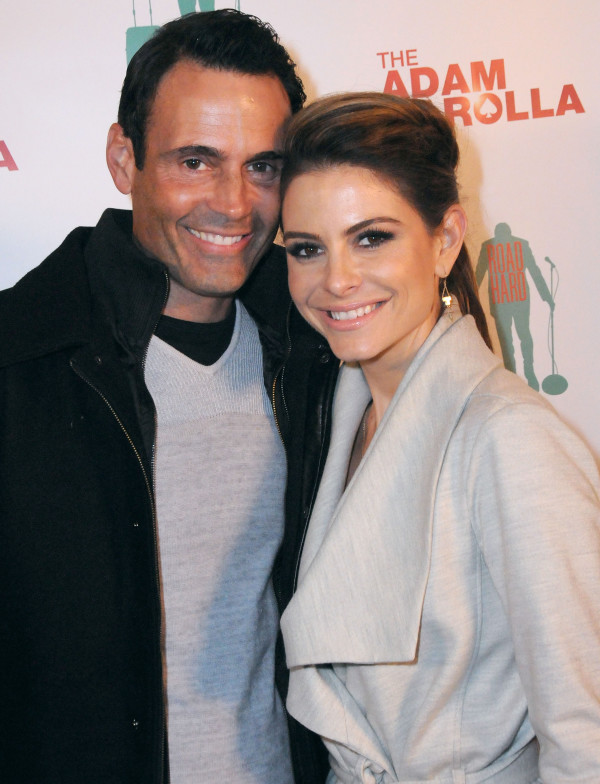 E! News Host Maria Menounos & Boyfriend Keven Undergaro ...
