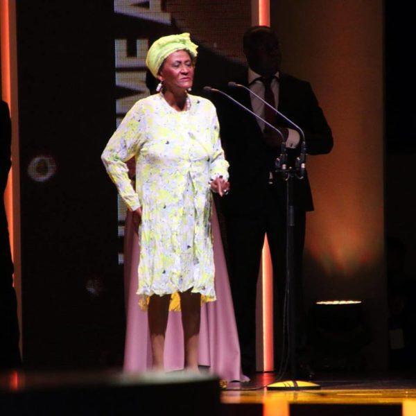 Mom Nomhle Nkonyeni, Life Time Achiever Award