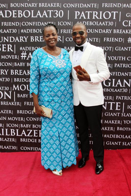 Adebola Williams:Photos: Media business entrepreneur Adebola Williams turned 30yrs