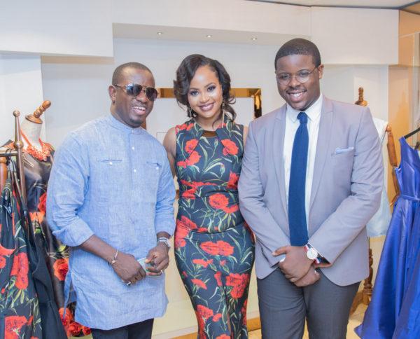 Uche Nnaji, Omowunmi Akinnifesi & Myles Igwe