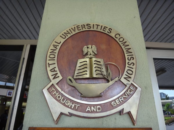 National Universities Commission NUC