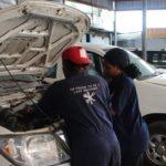 Nigerian woman mechanic