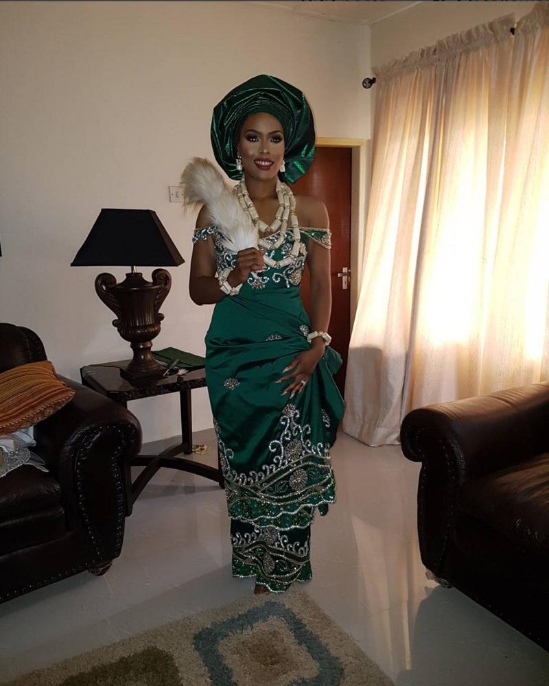 Noble Igwe and Chioma Otisi Traditional Wedding in Abiriba Abia_11