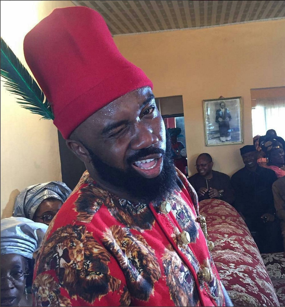 Noble Igwe and Chioma Otisi Traditional Wedding in Abiriba Abia_2