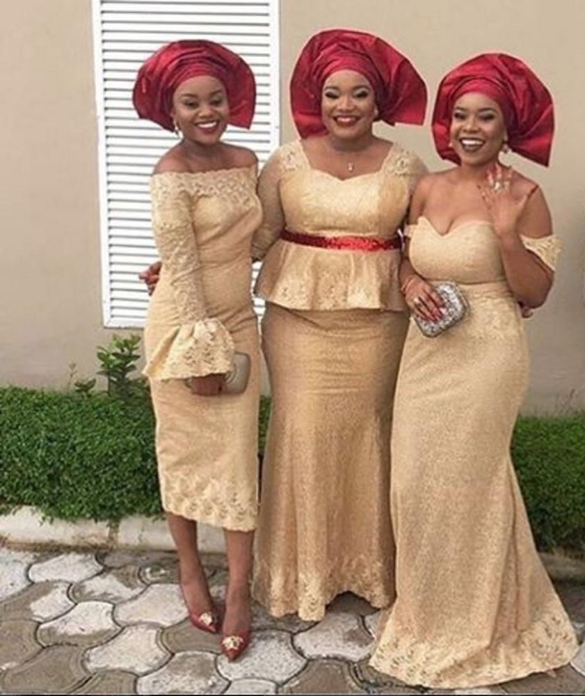 1st Look: Chioma Otisi & Noble Igwe's Traditional Wedding