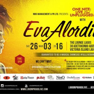ONLU EVA ALORDIAH THE LOUNG LAGOS MARCH 2016