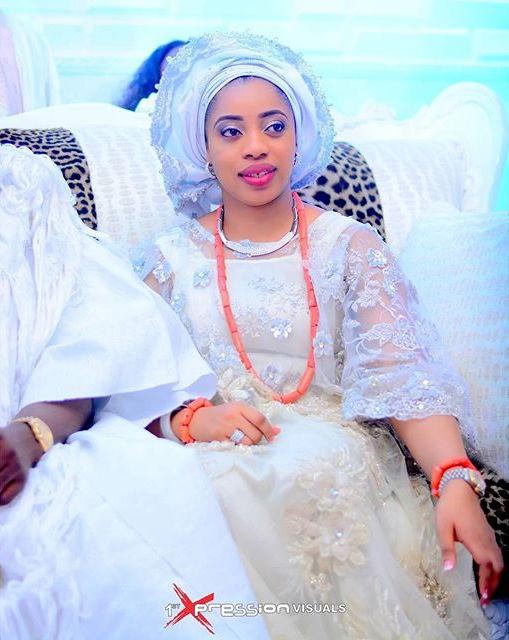Oba Adeyeye Ogunwusi_Ooni of Ife Wedding_Olori Wuraola Otiti 4